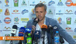 """""""El Deportivo Cali tiene con qué"""": Lucas Pusineri"""