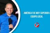 #los120SegundosDelGato sobre la victoria del América en Santa Marta