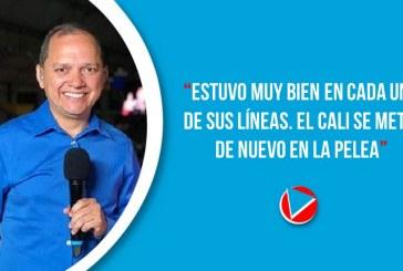 #120SegundosDelGato victoria del Cali frente al Nacional