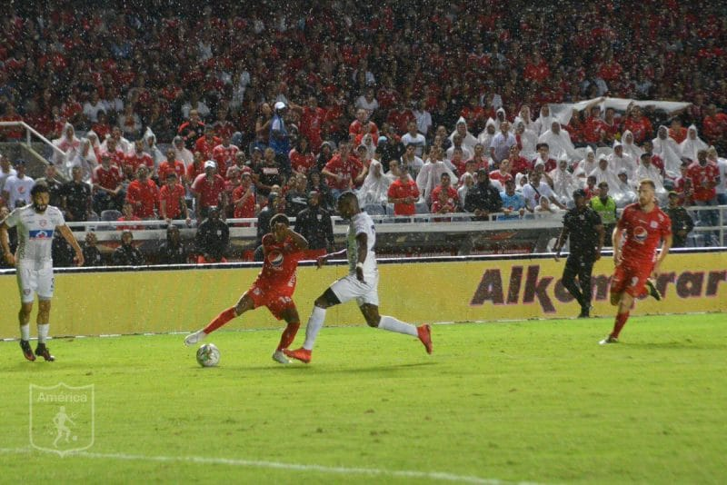Una goleada 4-0 ante Unión Magdalena le devuelve la ilusión al América