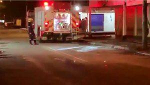 Intento de robo de contador terminó en emergencia por escape de gas en Cali