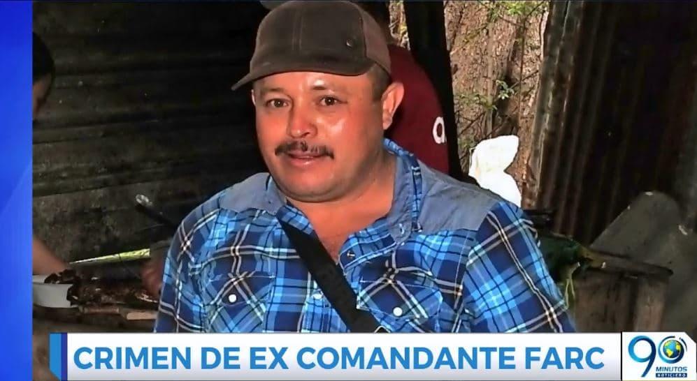 Millonaria recompensa para dar con autores de crimen de excombatiente, 'Wilson Saavedra'