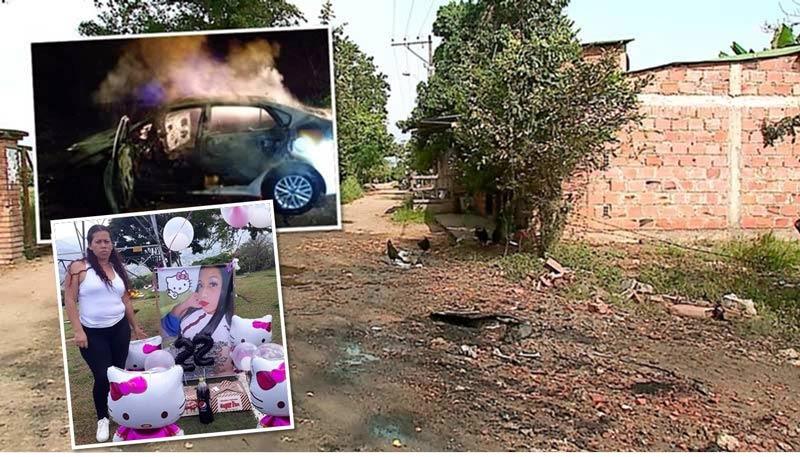 Asesinan a madre de joven que había sido hallada incinerada en bodega de carro en Jamundí