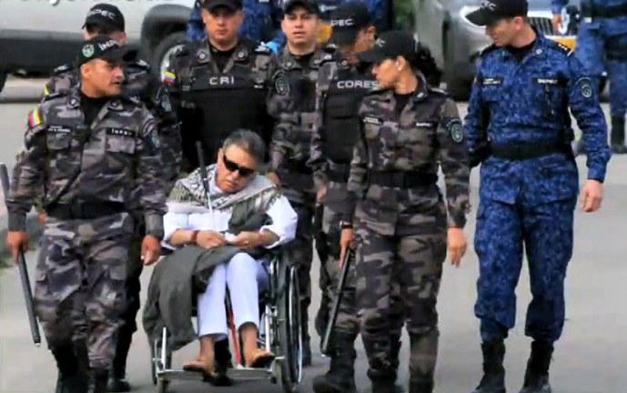 Juez de Bogotá legalizó captura de exlíder de Farc 'Jesús Santrich', según Fiscalía
