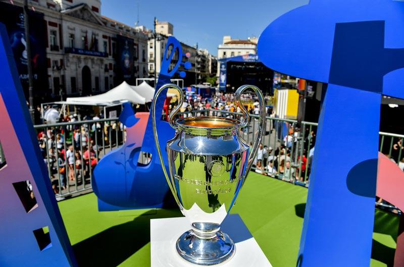 Madrid desplegó amplio dispositivo de seguridad para final de Champions League