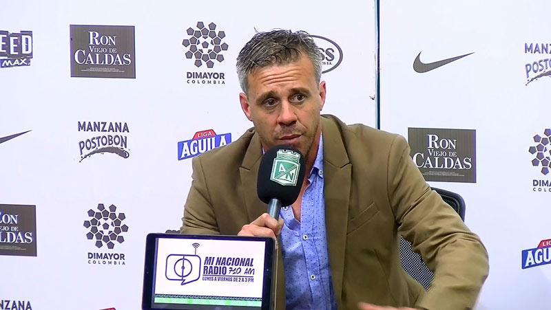 Preocupación en el Cali: Independiente quiere en el banquillo a Lucas Pusineri