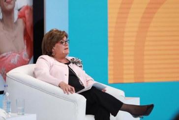 Tras 9 meses de gestión, renunció ministra de Justicia, Gloria María Borrero