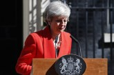 Theresa May confirma su dimisión como líder conservadora del Reino Unido