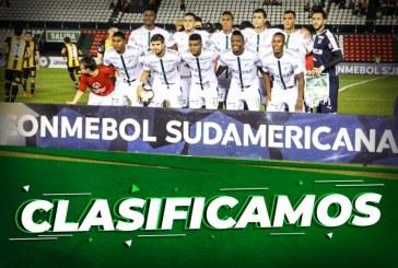 Con noche inspirada de Camilo Vargas, Deportivo Cali eliminó a Guaraní en Suramericana