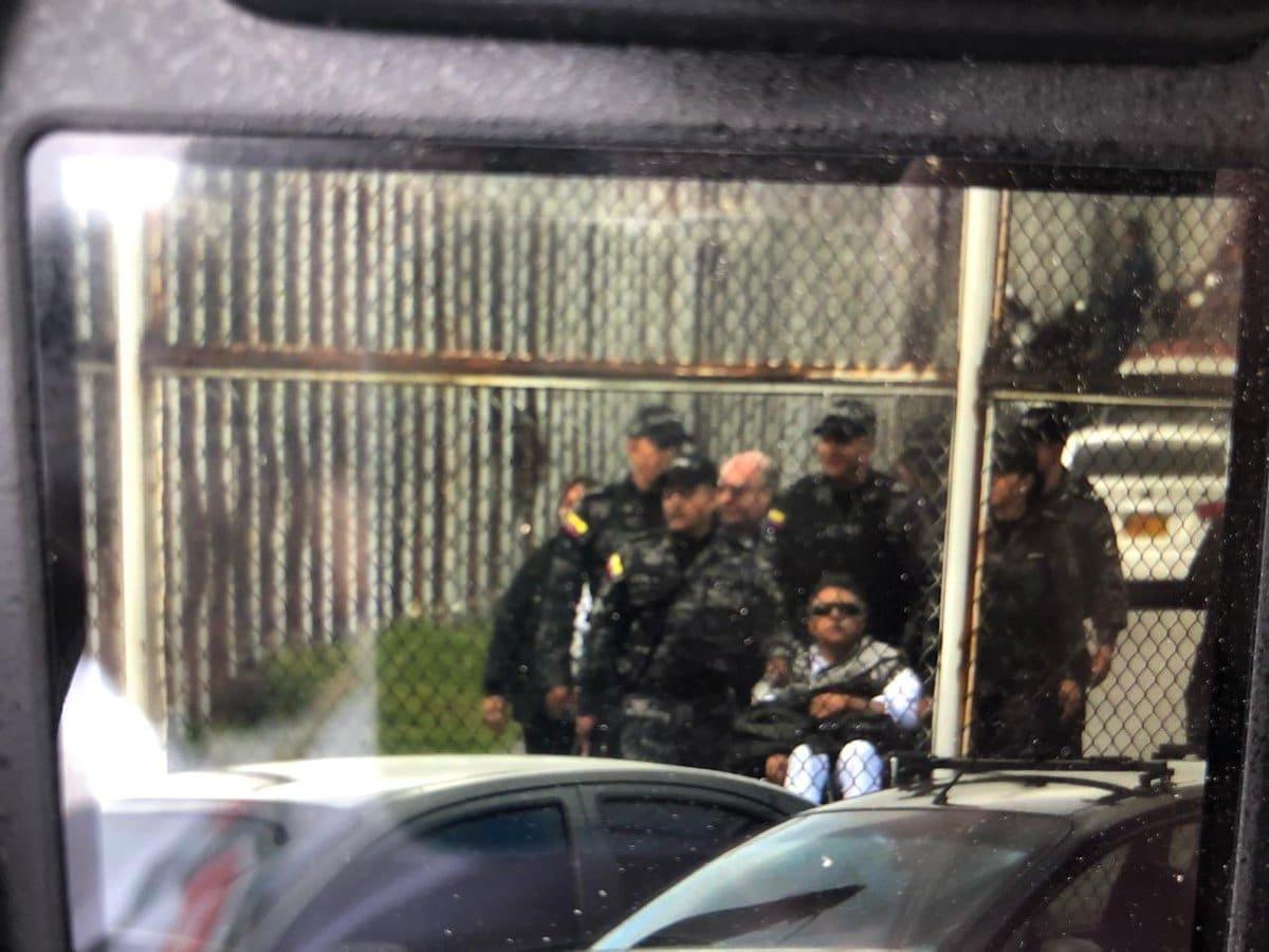 Video: Jesús Santrich quedó en libertad, salió de La Picota y fue recapturado