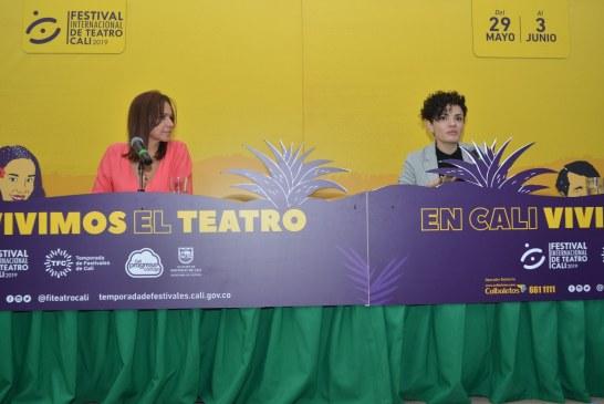 ¡Viva el teatro! comienza el festival internacional de Teatro de Cali