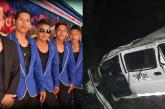 Fatal accidente cobró la vida de tres integrantes de una agrupación caucana