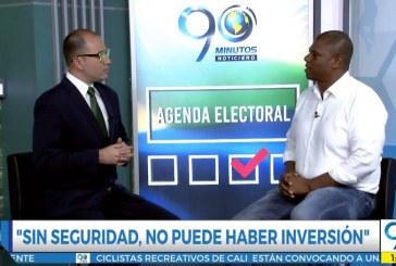 Agenda Electoral 90 Minutos: Danis Rentería, candidato a la Alcaldía de Cali