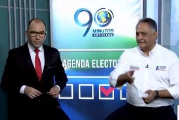 Agenda Electoral 90 Minutos: Roberto Rodríguez, candidato a la Alcaldía de Cali