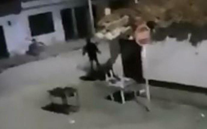 Balacera entre pandillas en Candelaria dejó tres personas muertas, uno era menor
