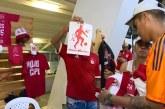 Barritas del América recibieron apoyo económico para liderar emprendimientos sociales con jóvenes