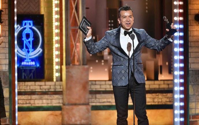 ¡Orgullo! coreógrafo caleño, Sergio Trujillo, fue ganador del Premio Tony 2019