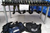 Capturan hombre con 100 granadas de fragmentación en Cali