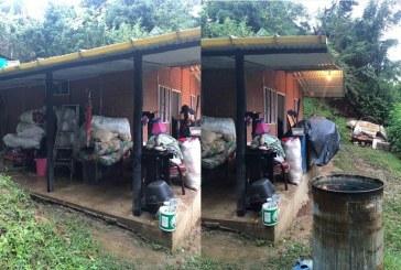 Al menos 12 viviendas afectadas luego de fuertes lluvias que desbordaron el río Yumbo