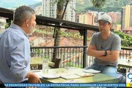 Charlas a la Carta con Guido Correa: Carlos Enrique 'Mono' Sánchez, comediante