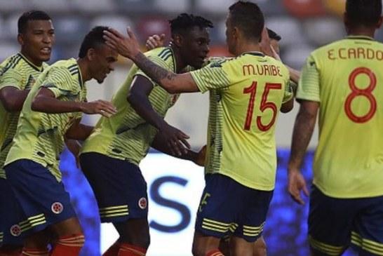 Colombia se impuso y venció a Argentina en el debut de Copa América