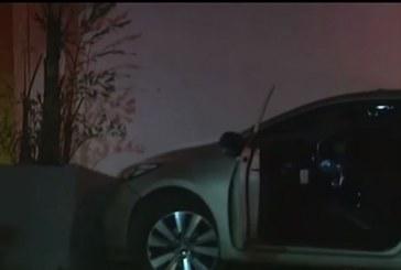 Conductor ebrio se estrelló y causó emergencia por fuga de gas en Cali