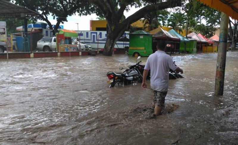 CVC reportó aumento del 10 % en las lluvias esperadas durante el mes de mayo