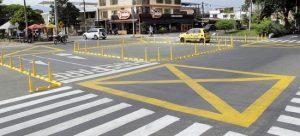 Debate entre concejales y secretario de movilidad por taches y bordillos en las vías de Cali
