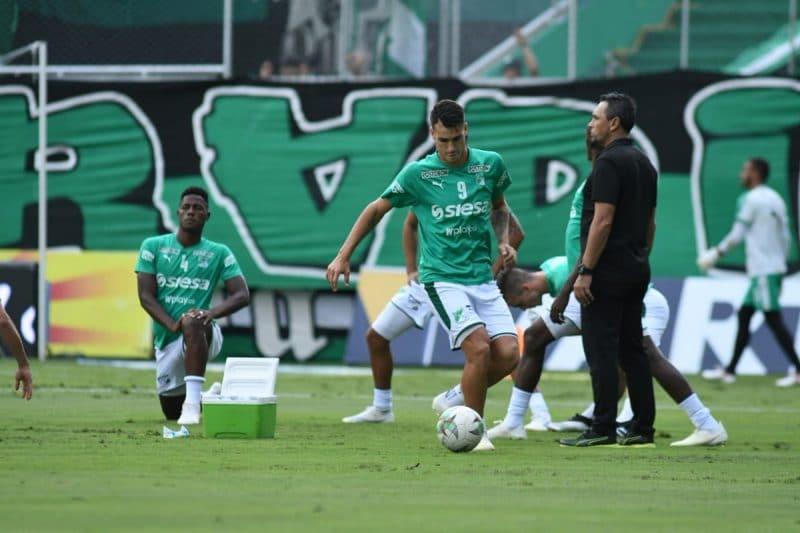 Deportivo Cali cae en el último partido del semestre ante Deportes Tolima