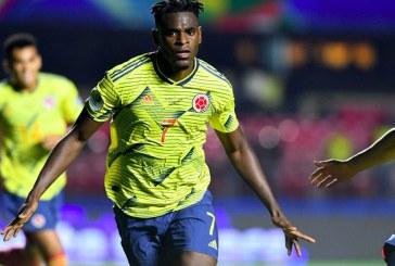 En un partido bastante cerrado, Colombia logró la clasificación a cuartos de final