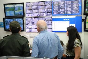 Entregan más de 150 cámaras nuevas para buses y estaciones del Mío que buscarán mejorar la seguridad