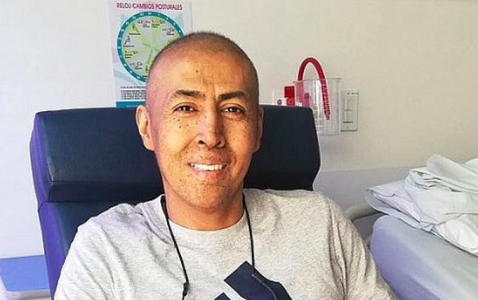 Exjugador del América con leucemia lleva 15 días esperando la autorización de un examen
