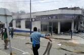 Explosión en Notaria de Yumbo deja 6 personas heridas, dos con quemaduras graves