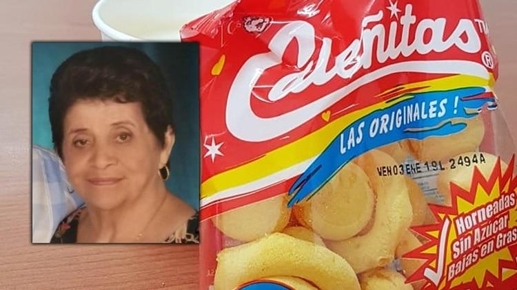 Falleció la creadora de las Rosquillas Caleñas