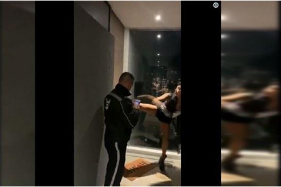El escándalo continúa: ExoticDj publicó foto agarrado de la mano de su supuesta amante