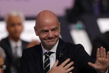 El suizo Gianni Infantino fue reelegido como presidente de la FIFA