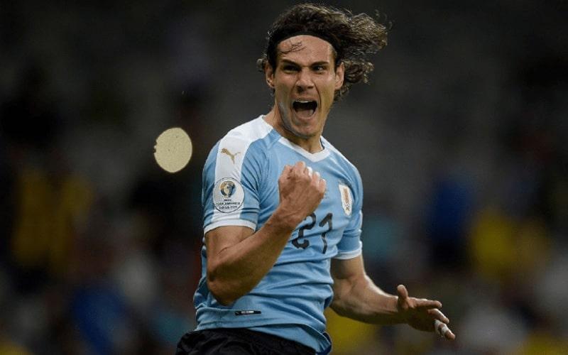 Goleada de Uruguay 4-0 a Ecuador en el inicio del Grupo C de Copa América