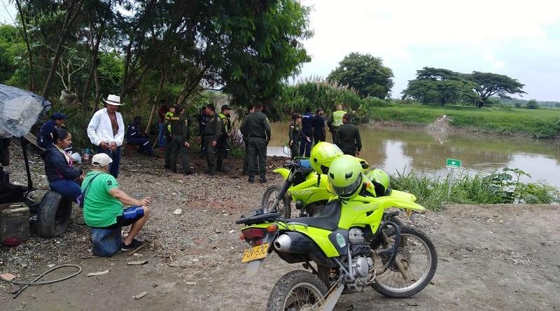Confirman que cadáver en Yumbo es el de joven que cayó a canal de aguas lluvias en Cali