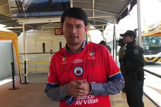 Gobernador de Nariño contra Dimayor por no usar a Ipiales para la final