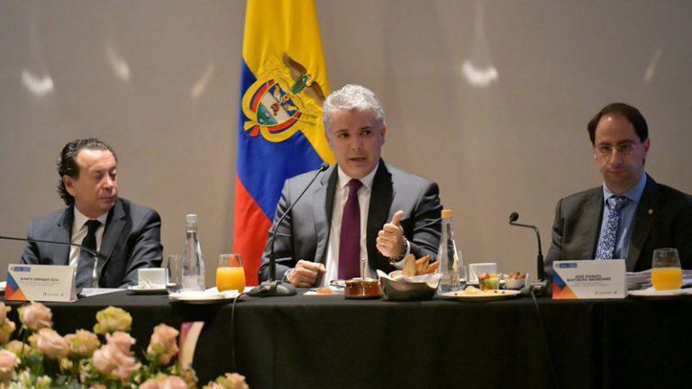 Iván Duque visita Argentina con miras a fortalecer vínculos económicos