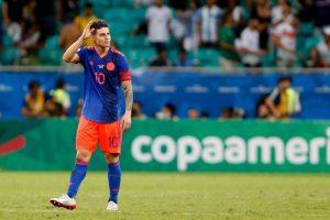 Surge nueva versión sobre el tema de James Rodríguez en la Selecciónse en nuevo refuerzo del Napoli