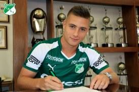 Mateo Puerta se convierte en el primer refuerzo del Deportivo Cali