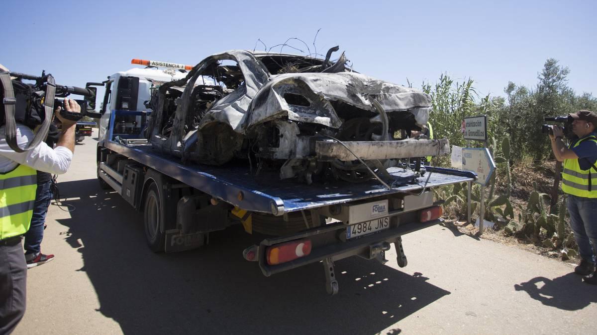 Muere futbolista español en trágico accidente de tránsito en Andalucía