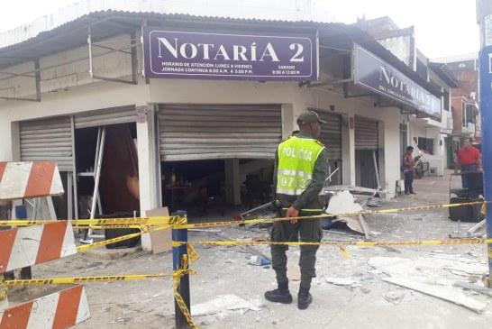 Falleció el notario de Yumbo debido a quemaduras sufridas tras explosión el pasado jueves