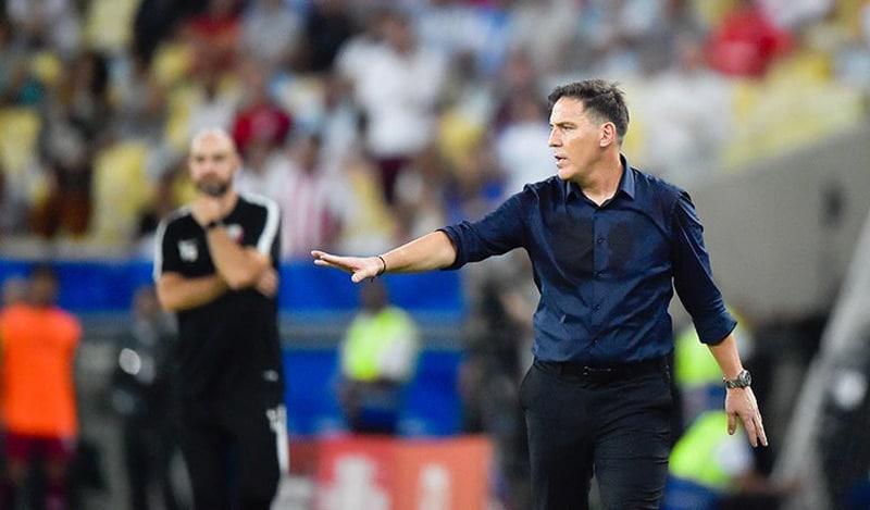 """Perdimos el control del partido"""", dice DT de Paraguay tras empate con Catar"""