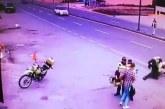 Policías en presunto estado de embriaguez protagonizan video viral en Colombia