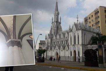 Preocupa el estado de deterioro de Iglesia La Ermita, piden recursos para recuperarla