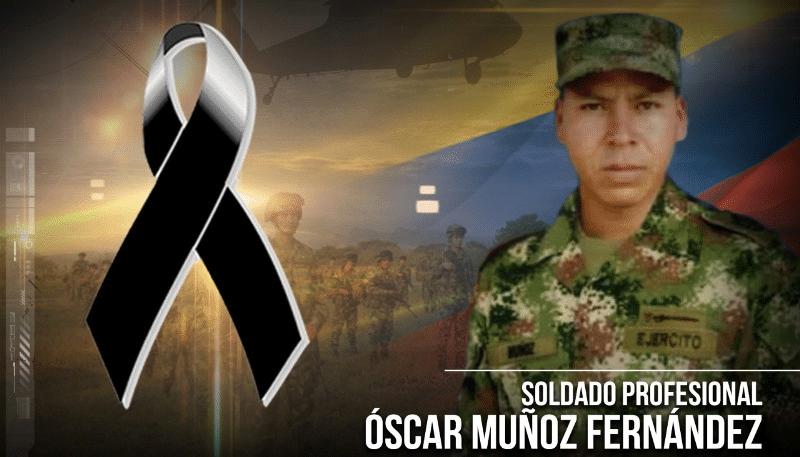 Soldado murió en medio de combates entre Ejército y disidencias de Farc en Cauca