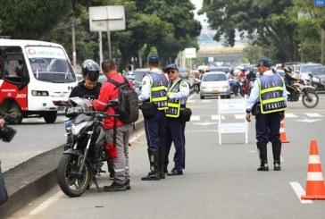 Con 400 agentes de tránsito controlarán movilidad en el fin de semana del Día del Padre