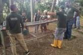 Quedó lista trampa para trasladar babilla del lago de Ciudad Jardín